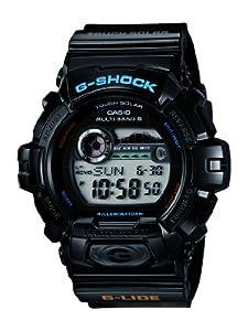 Casio Herren-Armbanduhr XL G-Shock Digital Quarz Resin GWX-8900-1ER