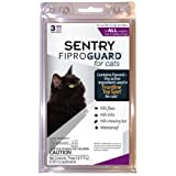 FiproGuard for Cats over 8 weeks old, 3-Month Supply, Purple