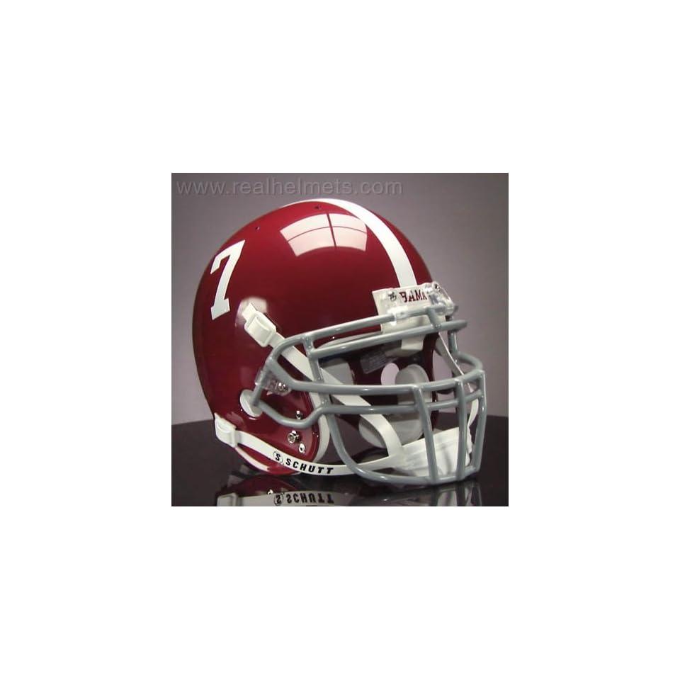 ALABAMA CRIMSON TIDE Football Helmet