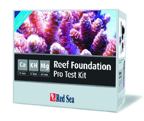 Reef Care Reef Foundation Multi Test Kit -Calcium; Alkalinit