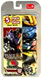Fruit of the Loom Boys  5 Pack Transformers Briefs Prints