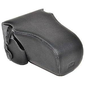 O.N.E. - OC-D3200B Noir - Étui appareil photo - Pour Nikon D3200