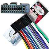22 Pin Wire Harness for Kenwood DDX KVT DNX KMR Head Units