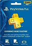 1-Year PlayStation Plus Membership -...
