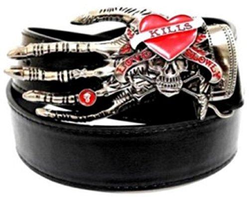 cool-skull-buckle-belt-b-type-black