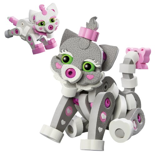 Bloco Toys Inc Cat and Kitten Construction Toy