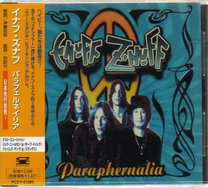Paraphernalia [Japan Import] by Enuff Z'nuff, Enuff Z'nuff and Enuff z' nuff