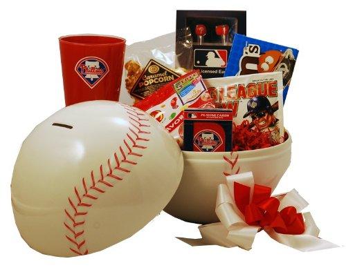 Philadelphia Phillies Kids Gift Basket