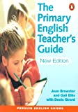 The primary English teacher