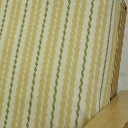 Hampton Stripe Sunflower Daybed Cover Twin 106 front-914845