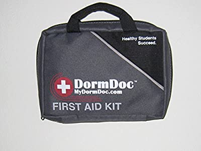 DormDoc 2.0 125 Piece First Aid/OTC Med Kit for Students from MyDormDoc.com LLC