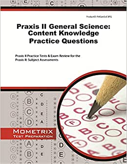 praxis general science essays A praxis test is one of a series of american teacher certification exams written and administered by the  content essays general science: content knowledge.