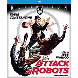 Attack of the Robots [Blu-ray]