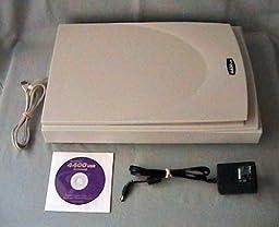Visioneer 4400 USB Flatbed Scanner