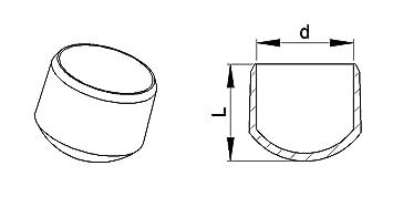 ajile 4 pi ces embout enveloppant rond en. Black Bedroom Furniture Sets. Home Design Ideas