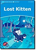 Dolphin Readers Level 1 Lost Kitten    (Oxford University Press (Japan) Ltd.)