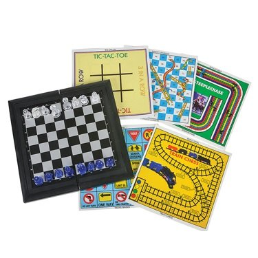 13 in 1 Travel Magnetic Game - 1