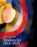 Modern art, 1851-1929 :  capitalism and representation /