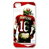 Fitted iPhone 5 Case NFL San Francisco 49ers logo back Cover thumbnail