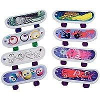 Us Toy Company Mini Finger Skateboards (12 Packs Of 12)
