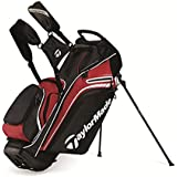 TaylorMade SUPREME HYBRID GOLF STAND BAG 2015 - 14 WAY TOP WITH 10 TOTAL POCKETS