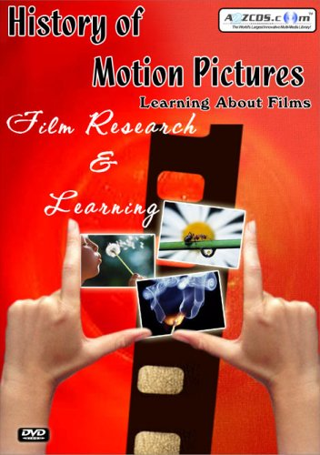 history-of-motion-pictures-film-research-and-learning-2-dvds-uk-import