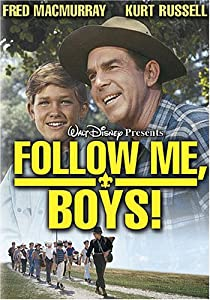 Follow Me, Boys! by Walt Disney Home Entertainment
