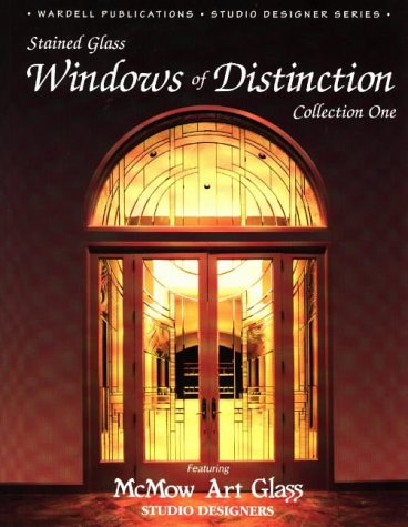 Windows of Distinction - Stained Glass (Studio Designer Series) from Wardell Pub Inc