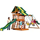 Backyard Discovery Independence Wood Swing Set by Backyard Discovery