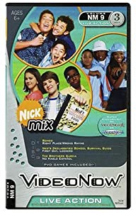 Videonow Personal Video Disc 3-Pack: Nick Mix #9
