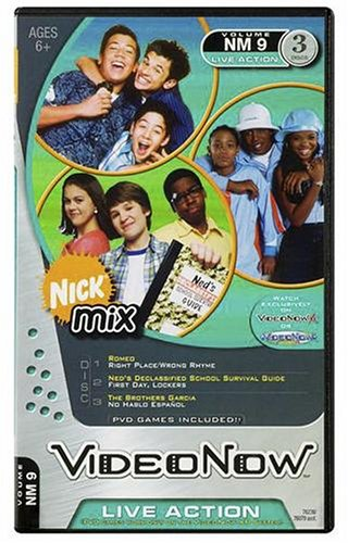 Videonow Personal Video Disc 3-Pack: Nick Mix #9 - 1