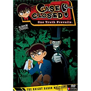 Case Closed - The Knight Baron Mystery (Season 5 Vol. 2) movie