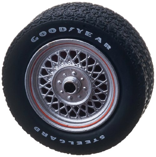 GreenLight Ford Mustang II King Cobra Wheel and Tire Set (1:18 Scale)