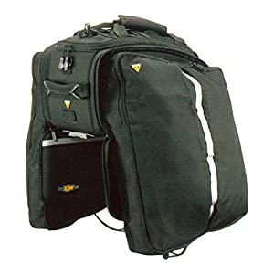 Topeak MTX Trunk Bag EXP Bicycle Trunk Bag with Rigid Molded Panels