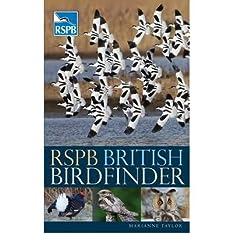 [RSPB BRITISH BIRDFINDER BY TAYLOR, MARIANNE]PAPERBACK