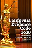 img - for California Evidence Code 2016 book / textbook / text book