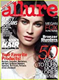 img - for Allure Magazine (June, 2010) Megan Fox Cover book / textbook / text book