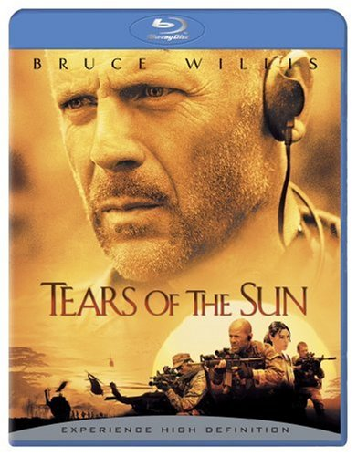 Cover art for  Tears of the Sun [Blu-ray]