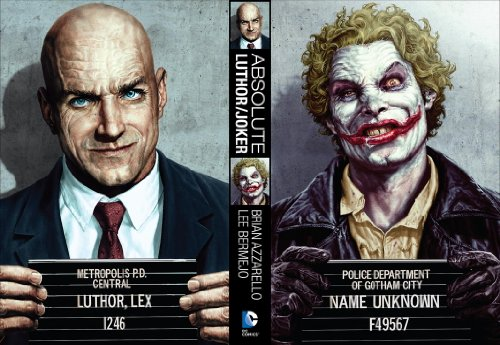Absolute Joker/Luthor at Gotham City Store