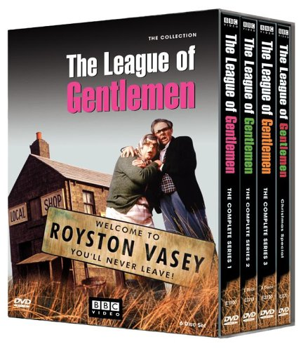League of Gentlemen: Collection [DVD] [1999]