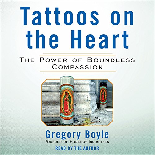 ìtattoos on the heart,î by gregory boyle essay About the event: flyer promoting greg boyle lecture on tuesday, march 21 at  7pm in  father boyle will be discussing the theme of kinship and how he  fostered  father boyle, author of tattoos on the heart, makes approximately two .