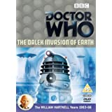 Doctor Who - The Dalek Invasion Of Earth [DVD] [1964]by William Hartnell