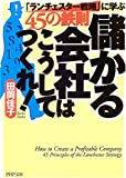 儲かる会社はこうしてつくれ!—「ランチェスター戦略」に学ぶ45の鉄則 (PHP文庫)
