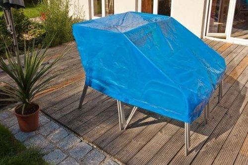 Spezial Abdeckplane für Gartenmöbel etc. 5 Jahre UV Beständig 2×2 2×3 3×4 6×1,5m grösse nach Wunsch (2x3m (6 m2 )) online kaufen