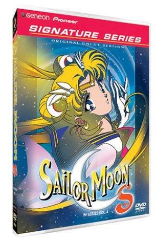 Sailor Moon S 4: TV Series [DVD] [Region 1] [US Import] [NTSC]