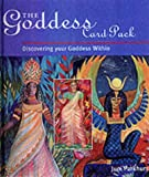 img - for Goddess Card Pack: Discovering the Goddess within book / textbook / text book