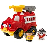 Fisher-Price Little People Lil' Mover Fire Truck