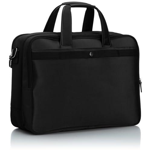 [ワールドトラベラー] World Traveler ワールドトラベラー ライリー ビジネスバッグ 43486 01 (ブラック)