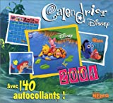 echange, troc Collectif - Calendrier 2004 : Disney