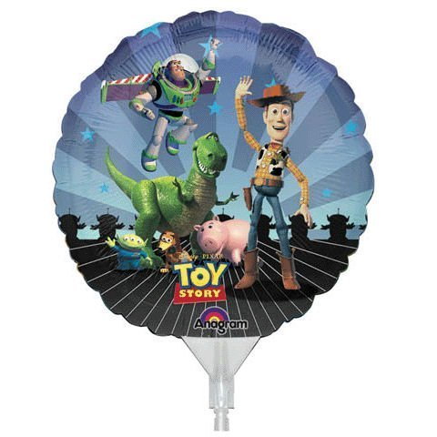 Anagram Toy Story Gang E-Z Fill Mini Balloon (1 Ct) - 1